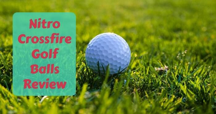 Nitro Crossfire Golf Balls Review