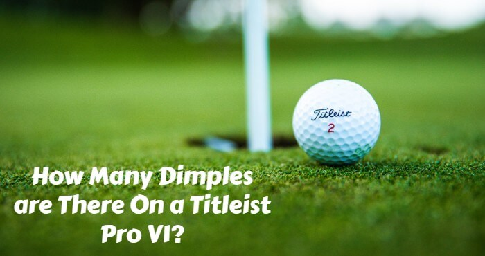 How Many Dimples are There On a Titleist Pro V1