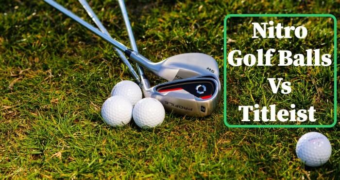 Nitro Golf Balls Vs Titleist