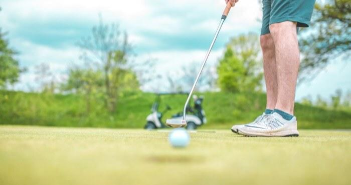 Golf Ball Compression Chart